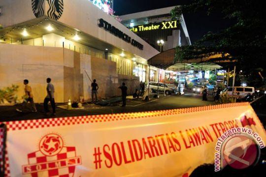 Ribuan warga Trenggalek gelar aksi solidaritas korban bom