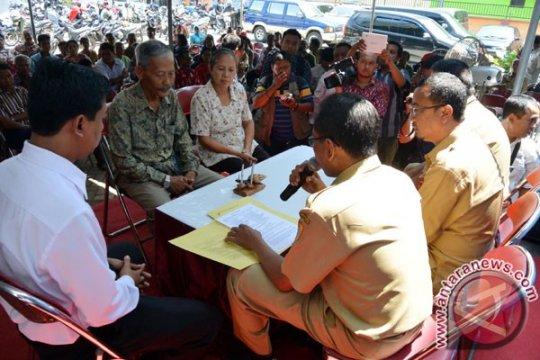 Nikah massal meriahkan tahun baru Jakarta 2019
