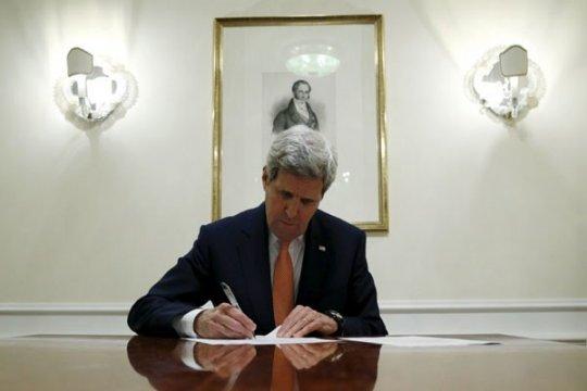 """PBB: keputusan AS hentikan keringanan Iran """"hambat"""" perjanjian nuklir"""