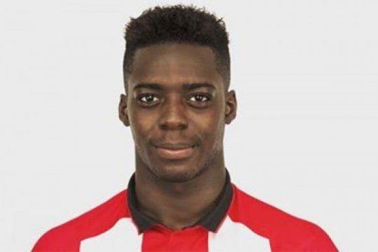 Inaki Williams teken kontrak dengan Athletic Bilbao