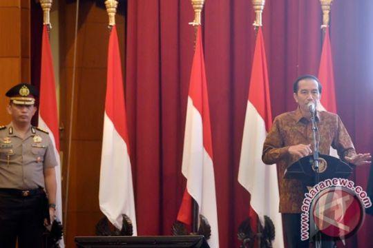 Presiden perintahkan TNI dan Polri terus bersinergi
