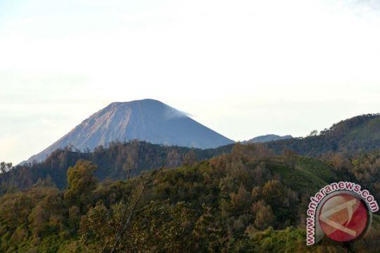 Jalur pendakian Semeru masih ditutup
