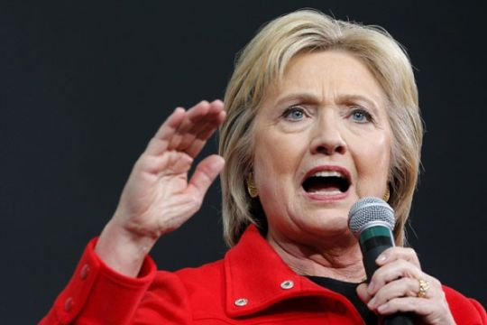 Cara Amerika Serikat menentukan calon presiden