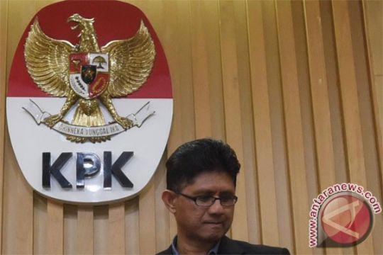 Uang Rp1,96 miliar diduga untuk petinggi Kejati DKI Jakarta