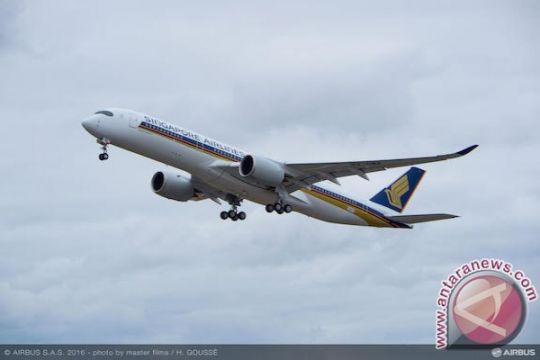 Empat pesawat tujuan Singapura dialihkan ke Batam akibat cuaca buruk