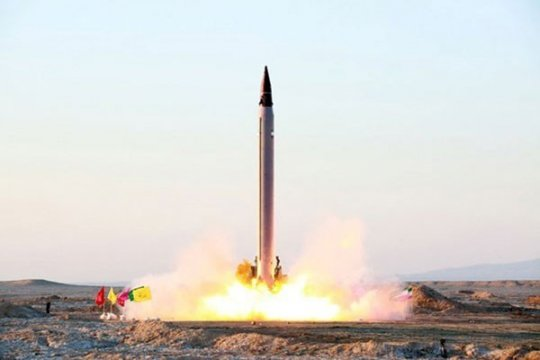 AS jatuhkan sanksi kepada badan antariksa Iran