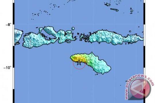 Gempa 4,7 SR guncang Alor