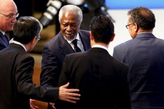 Kofi Annan jadi pembicara kunci BDF 2016