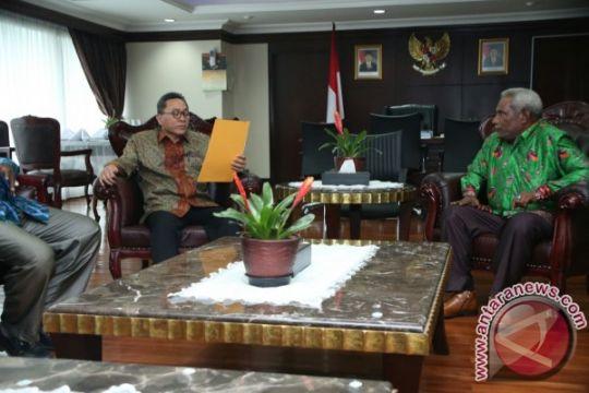 Ketua MPR dukung pemekaran Provinsi Papua Barat