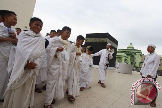 Calon haji Rokan Hilir diberangkatkan 17 Agustus