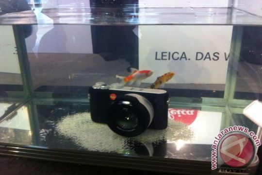 Leica ingin perluas pasar dengan Leica X-U