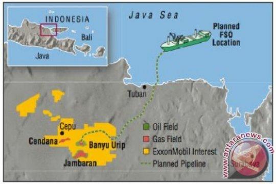 Exxon Mobil penyumbang lifting minyak terbesar
