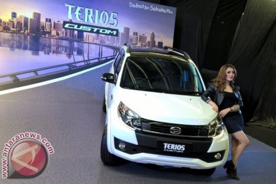 Terios Custom ditargetkan laku 100 unit sebulan