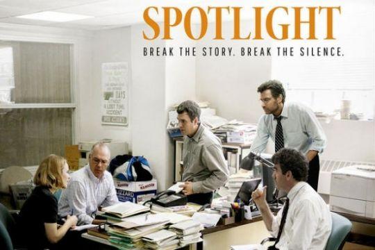 """""""Spotlight"""" dinobatkan sebagai Film Terbaik Oscar 2016"""