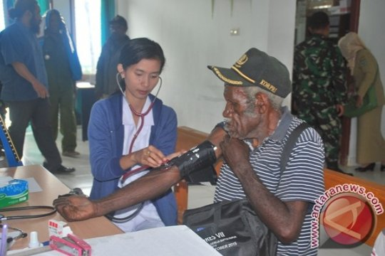 Sejumlah dokter di Lanny Jaya pilih bertahan untuk layani warga
