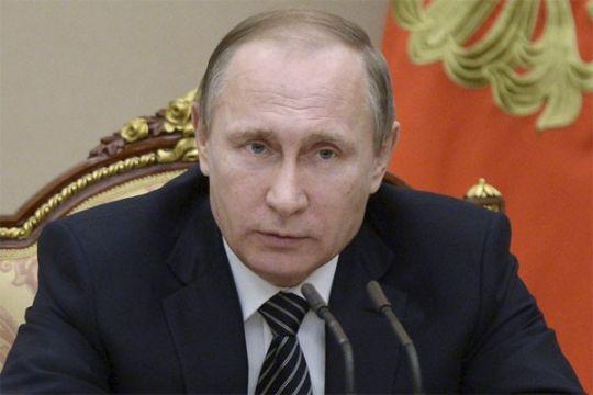"""Putin sebut perisai misil AS """"bahaya besar"""""""