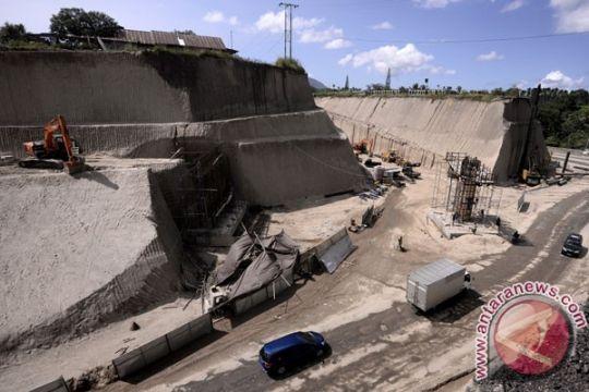 Tol Manado-Bitung KM 14-39 diperkirakan butuh Rp3,2 triliun
