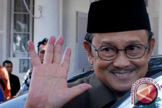 BPPT harapkan Habibie segera pulih total