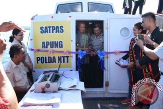 Korlantas Polri dirikan Samsat terapung di kepulauan