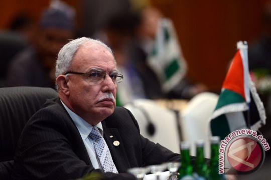 Palestina tangguhkan seluruh pertemuan dengan AS