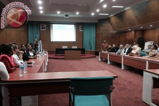 Kemenperin latih delegasi Seychelles kembangkan IKM pangan