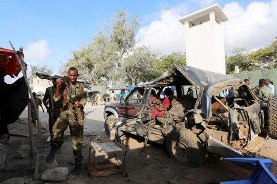 Trump ingin tarik pasukan AS dari Somalia