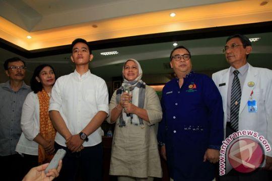 Cucu Presiden Jokowi telah lahir