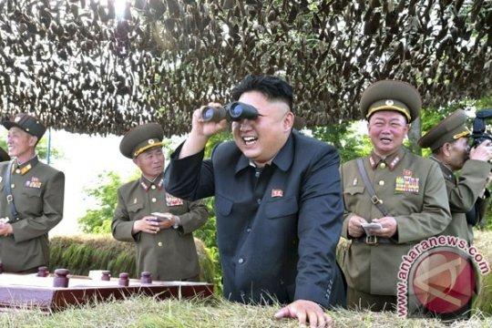 Korea Utara tembakkan dua rudal jarak pendek