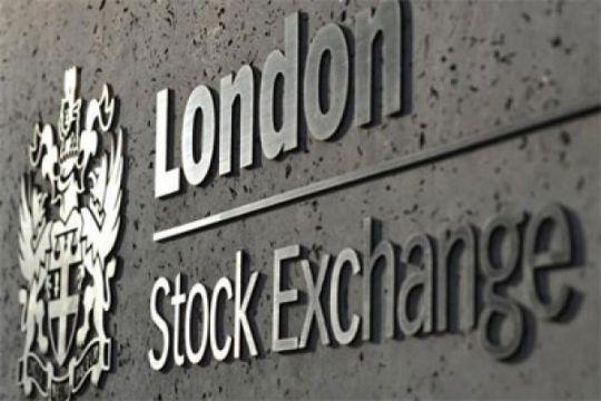 Indeks FTSE-100 Inggris ditutup melemah 0,65 persen