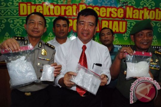 Oknum tamtama TNI AD pemilik 500 gram shabu-shabu ditangkap