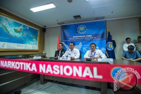 BNN minta penjelasan PLN terkait lampu mati saat penggerebekan Ahmad Wasir