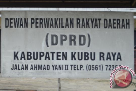 Masih kontrak ruko, DPRD dorong percepatan pembangunan kantor dewan