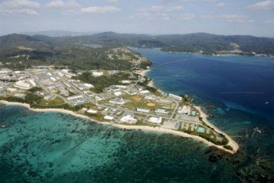 Jepang kecam Amerika Serikat terbangkan pesawat militer di atas sekolah Okinawa