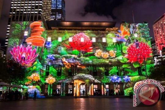 Destination NSW umumkan informasi penyelenggaraan Vivid Sydney 2016 pada tanggal 17 Maret 2016