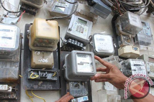 PLN keluhkan ribuan kasus pencurian listrik di Jateng