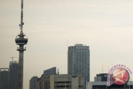 Sebagian Jakarta diprakirakan hujan hari ini