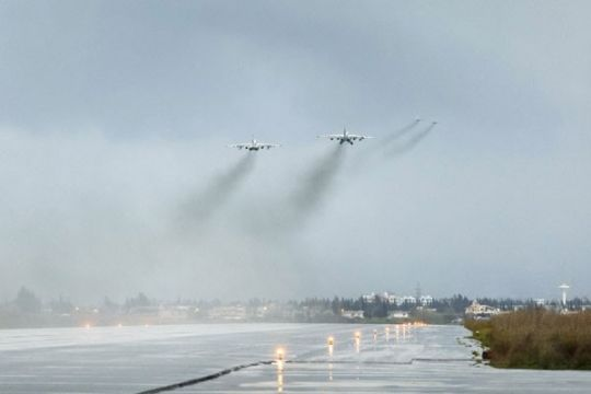 Turki, Rusia tandatangani kesepakatan operasi udara di Suriah