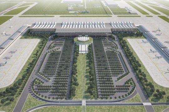 Tiongkok tertarik tanam modal di Bandara Kertajati