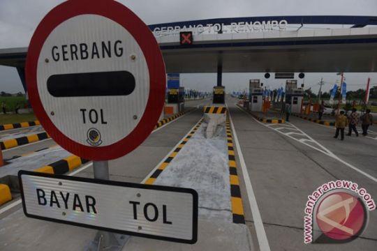 Jasa Marga Surabaya larang pengguna tol tanpa kartu