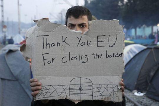 Pendatang di perbatasan Serbia-Hungaria mogok makan tuntut masuk UE