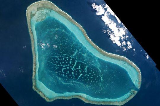 Militer Filipina temukan bangunan-bangunan ilegal di Kepulauan Spratly