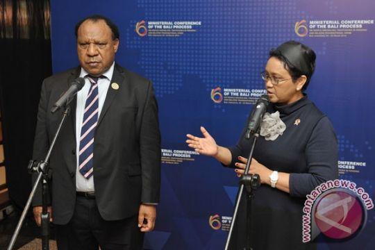 Menlu RI-PNG bahas pembangunan daerah perbatasan