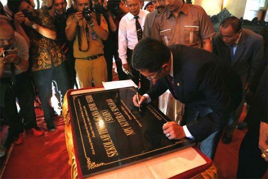 Menteri Agama resmikan STAHN Mpu Kuturan Buleleng