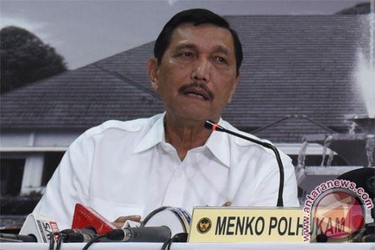 Luhut: Indonesia tunggu izin Filipina kejar perompak