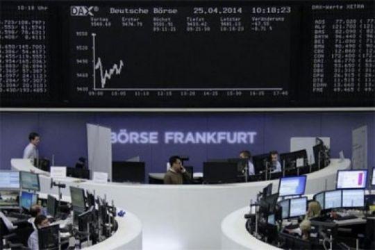 Bursa saham Jerman melemah, Indeks DAX-30 ditutup turun 0,06 persen