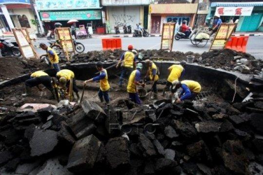 Yogyakarta siapkan aspal dingin perbaiki jalan secara cepat