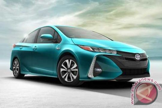 Toyota siap rilis Prius Prime 2017 di New York