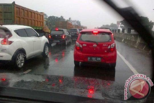 Tiga gerbang tol Bekasi jadi pemilahan ganjil-genap