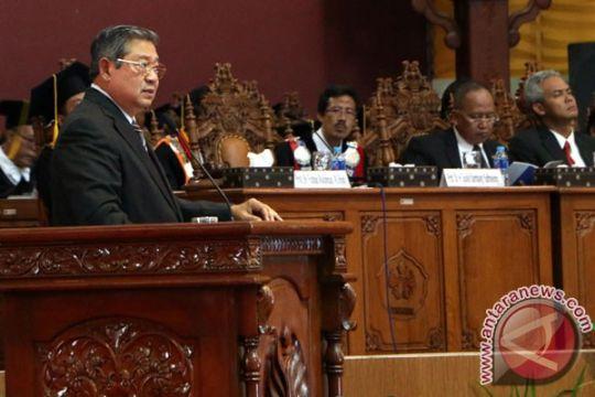 SBY dapat penghargaan konservasi dari Universitas Negeri Semarang