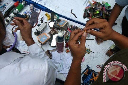 BNN razia narkoba di Lapas Tulungagung